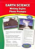 Package Cover: Earth Science Writing Styles Photo Prompts