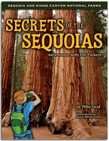 Book Cover: Secrets of the Sequoias